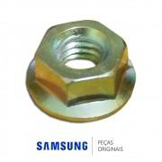Porca da Hélice do Ventilador do Duto de Secagem para Lava e Seca e Unidade Condensadora para Ar Condicionado Samsung Diversos M