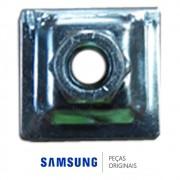 Porca do Eixo do Motor do Triturador de Gelo para Refrigerador Samsung Diversos Modelos
