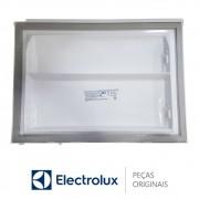 Porta do Freezer Completa Branca 70201502 Refrigerador Electrolux DC49A Seminova