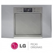 Porta do Freezer Titânio para Refrigerador LG MB582ULV-G