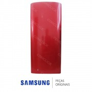 Porta Vermelha para Refrigerador Samsung RA21PTOR1/XAZ