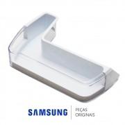 Prateleira Central da Porta Esquerda para Refrigerador Samsung French Door RFG28MESL