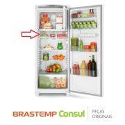 Prateleira Cold Room (Abaixo do Freezer) W10169457 Geladeira Consul CRB36A, CRB39A, CRB36Z, CRG36AB