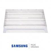 Prateleira da Gaveta de Legumes / Vegetais Inferior Refrigerador Samsung RS21HD, RS21HKL, RSH1KL