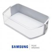 Prateleira da Porta Direita para Refrigerador Samsung RF263BEAESL