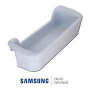 Prateleira do Meio da Porta do Freezer para Refrigerador Samsung RS21HDTSW1, RS21HDUPN1
