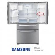 Prateleira Fixa em Vidro Temperado Para Refrigerador Samsung RFG28MESL
