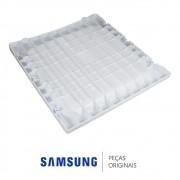 Prateleira Inferior do Freezer para Refrigerador Samsung RS21HDT, RS21HDU, RS21HKL, RSH1DT, RSH1KL
