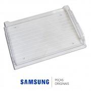 Prateleira Inferior FRESH ROOM Refrigerador Samsung RT35FDAJD, RT35FDAJD, RT35FEAJD, RT38FDAJD