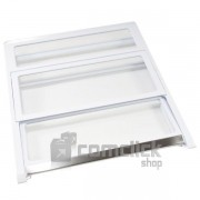 Prateleira Retrátil em Vidro Temperado Para Refrigerador Samsung RF31FMESBSL