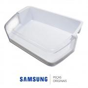 Prateleira Superior Central ou Inferior da Porta Direita Refrigerador Samsung RFG28MESL1/XAZ