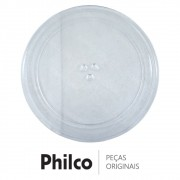 Prato Giratório 32,50cm Micro-ondas Philco PMS35N, PMS38NP, PMS40
