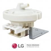 Pressostato, Sensor de Pressão da Água SPS-L06 Lavadora e Lava e Seca LG WD17VTS6 WD17VVS6 WD1873RDS
