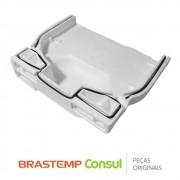 Proteção Traseira do Evaporador (Isopor) 326051023 Refrigerador Brastemp BRE49BB, BRE49BR, BRE49CE