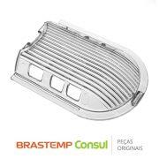 Protetor Da Lâmpada 326030298 para Geladeira / Refrigerador Brastemp Consul BRK50NB, BRM48NR, CRM30D