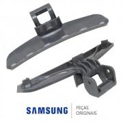 Puxador da Porta para Lavadora e Lava e Seca Samsung WD0854, WD106U, WD856U, WD8854, WF106U e WF8854