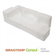Recipiente de Evaporação 326014165 Refrigerador Consul / Brastemp BRB39AB CRA28B CRA30E CVT10A