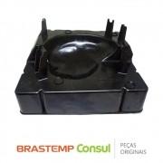 Recipiente de Evaporação W10809518 Refrigerador Brastemp / Consul BRB39AB CRB36AB CRB36AC