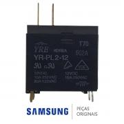 Rele 16A 250VAC 12V YR-PL2-12 Micro-Ondas Samsung BMP28 BMP40 M169TG M6148 MBA88