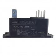 Rele 30A 220V Condensadora Ar Condicionado Carrier 38KCG09Y5 38KCG12A5 38KQE09S5 38KQL09C5