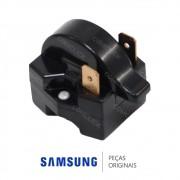 Relé de Partida do Compressor 8A Refrigerador Samsung SG629ECSWC SG629EPNSC