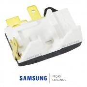 Relé de Proteção Compressor 4TM445PHBYY-82 110V Refrigerador Samsung RF220NCTASL, RF263BEAESL