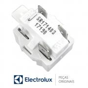 Rele SR 171403 64189918 Refrigerador Electrolux DC35A DF51 DFX50 FFE24 RE29