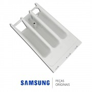 Repartição da Gaveta do Dispenser para Lavadora e Lava e Seca Samsung WD-Q1456, WD8854, WF8854