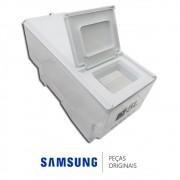 Reservatório de Água Interno para Refrigerador Samsung RT35FEAJDSL, RT38FEAJDSL, RT38FEAKDSL