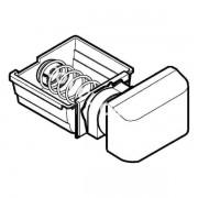 Reservatório de Gelo do Ice Maker com Triturador para Refrigerador LG LR-21SPT, LR-21SPW, LR-21SPW1