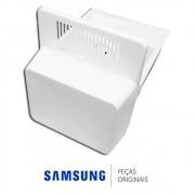 Reservatório de Gelo do Ice Maker com Triturador Refrigerador Samsung RS21HDTSW RS21HDTTS RS21HDUPN