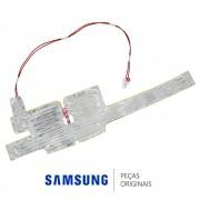 Resistência 110V 41W do Dreno do Freezer para Refrigerador Samsung RS21DAMS, RS21DASW, RS21FASM