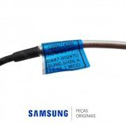 Resistência de Degelo 110V 140W do Evaporador para Refrigerador Samsung RSH1DTMH, RSH1DTSW, RSH1KLBG