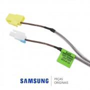 Resistência de Degelo 110V 160W Refrigerador Samsung RT35FDAJDSL RT38FDAJDSL RT38FEAKDSL RT35FEAJDSL