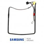 Resistência de Degelo 220v 120w do Refrigerador Samsung RF62TBPN2/XAZ, RL62TCPN2/XAZ, RL62TCSW2/XAZ