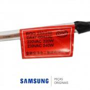 Resistência de Degelo 220v 240w do Freezer para Refrigerador Samsung RL62TCPN2/XAZ, RL62TCSW2/XAZ