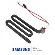 Resistência de Secagem 110V 1200W Lava e Seca Samsung WD136U, WD7102, WD7122, WD9102, WD15H7300