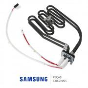 Resistência de Secagem 110V 1300W para Lava e Seca Samsung WD-H125NC, WD-M125KSD, WD6122CK