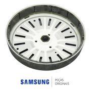 Rotor do Motor Direct Drive para Lavadora e Lava e Seca Samsung WD1142, WF431, WF331, WF410, WF405