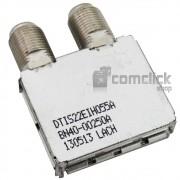Seletor de Canais DTIS22EIH055A para TV Samsung F8500, F6100, F7500, F8000, F9000 e S9