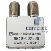 Seletor de Canais GBTH-15X2S/FW-FWS para TV Samsung Diversos Modelos