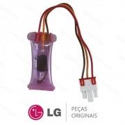 Sensor de Degelo 250V 10A 6615JB2002A Diversos Modelos de Refrigerador LG