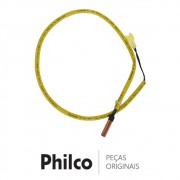 Sensor de Degelo Amarelo Condensadora Ar Condicionado Philco PAC9000IFM4 PAC9000IQFM4 PAC12000IFM4
