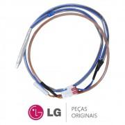 Sensor de Degelo e Fusível Térmico do Evaporador 4781JR2005W Refrigerador LG GC-L213BVK, LR-21SPT3