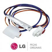 Sensor de Degelo e Fusível Térrmico 6615JB2002R Refrigerador LG LR-21SPT, LR-21SPW, LR-26TDTA