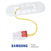 Sensor de Temperatura do Freezer para Refrigerador Samsung RF62TBPN, RL62TCPN e RL62TCSW