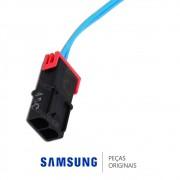 Sensor de Temperatura do Tanque Lavadora e Lava e Seca Samsung WD106U, WD856U, WF1124, WF9702