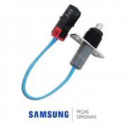 Sensor de Temperatura do Tanque Lavadora e Lava e Seca Samsung WD-H125NC, WD-M125KSD, WD-M125KSF