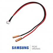 Sensor de Temperatura Duplo da Serpentina da Evaporadora para Ar Condicionado Samsung AM009FNTDCH