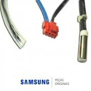Sensor de Temperatura e Degelo da Unidade Evaporadora para Ar Condicionado Samsung ASV24PSBT
